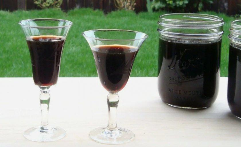 вино из чернослива в домашних условиях