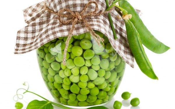 Как замариновать зеленый горошек на зиму в домашних условиях