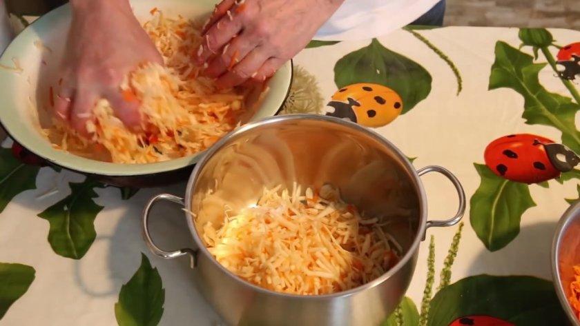 Можно ли солить капусту в нержавеющей кастрюле