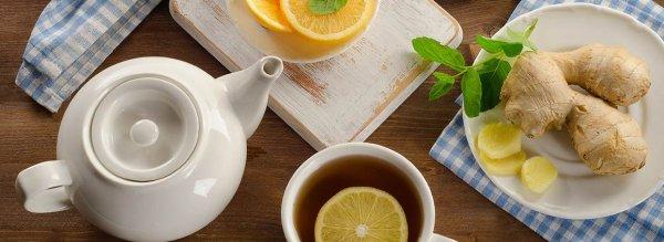 Имбирь с лимоном для иммунитета: как заваривать и правильно употреблять