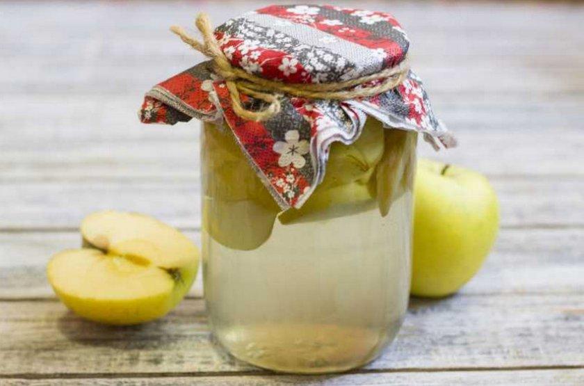 Лимон с имбирем и сахаром в банку