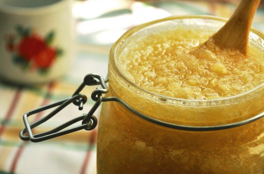 Имбирно-лимонно-медовая смесь