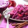Как заготовить красную капусту на зиму