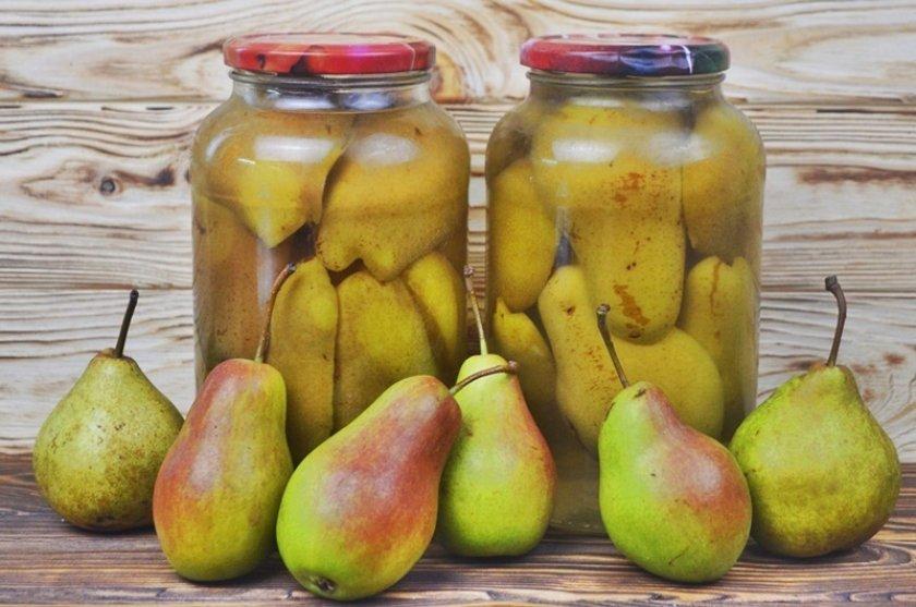 Груши на зиму - 41 рецепт приготовления пошагово
