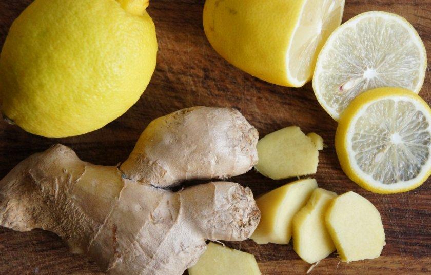 Лечебные свойства имбиря с лимоном