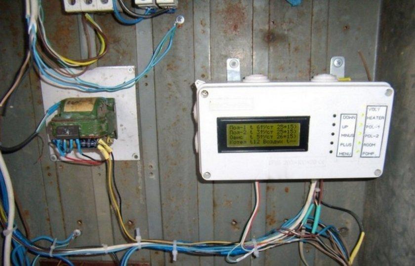 Терморегуляторы для теплицы