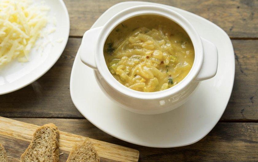 диета на французском супе
