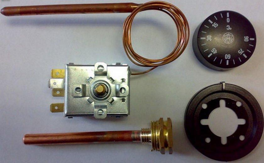 Изготовления терморегулятора
