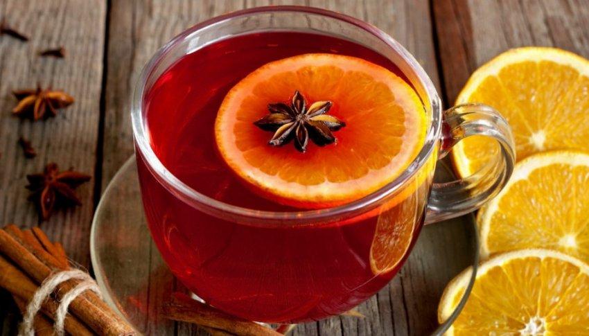 Витаминный имбирный напиток