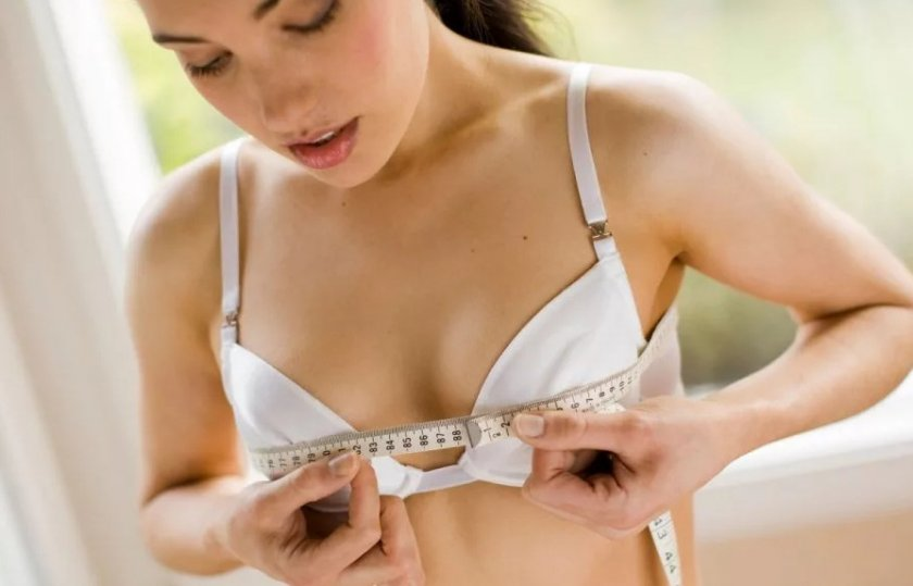 Капуста и увеличение груди