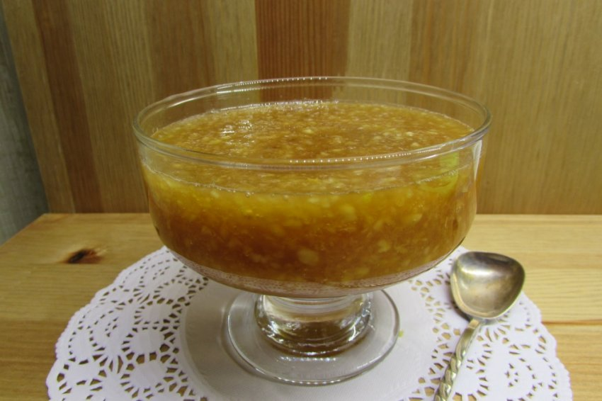 Смесь имбиря с мёдом и лимоном