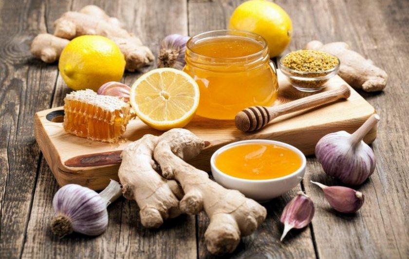 Имбирь лимон чеснок использование при похудение