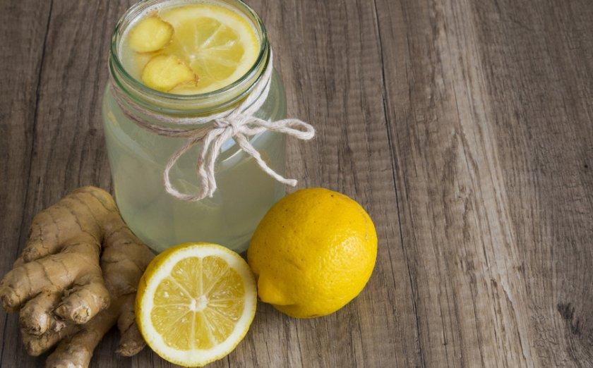 Напиток на минеральной воде