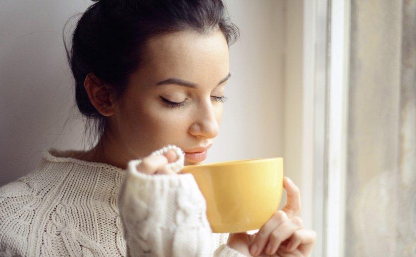 Имбирный чай при месячных
