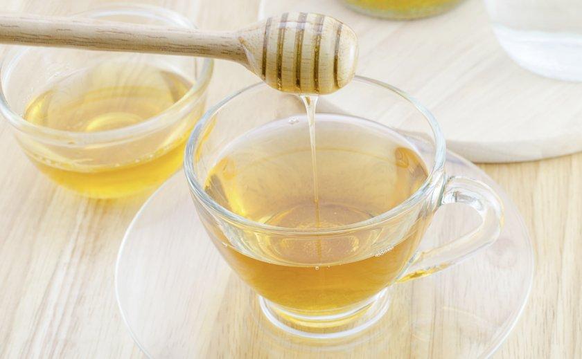 Чай из имбирного порошка