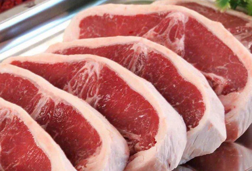 Мясо овцы куйбышевской породы