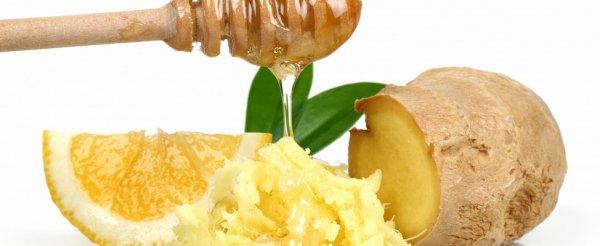Рецепт для иммунитета: имбирь, лимон и мед
