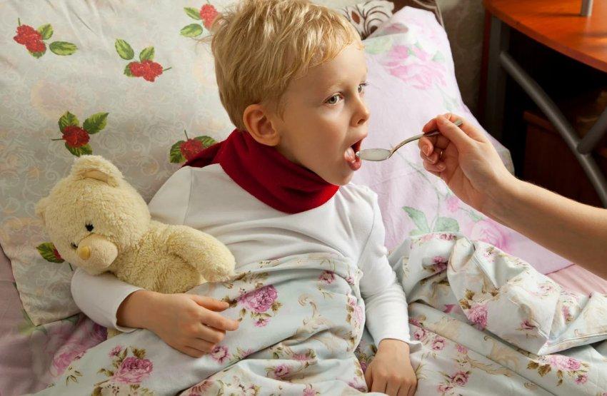 Бараний жир при кашле у детей