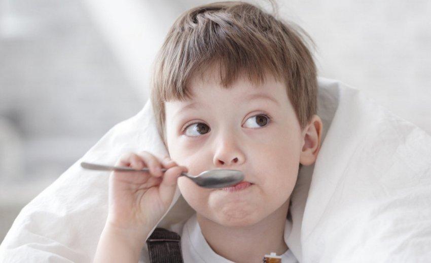 Лекарство от кашля для детей