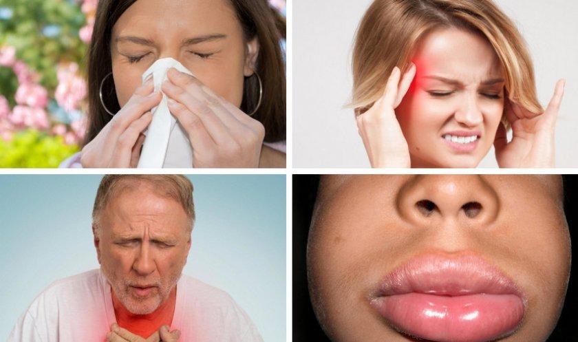 Симптомы аллергии на клюкву